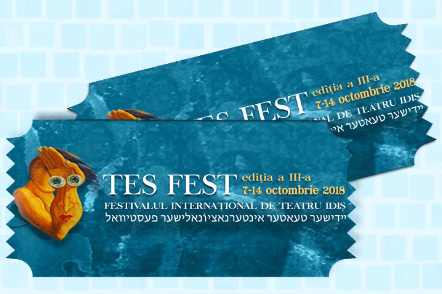 Bilete TES FEST 2018